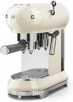 SMEG Espresso Coffee Machine (ECF01CRUS) New in Box