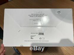 SMEG White Espresso Coffee Machine 2 Year Warranty (Brand New) Unopened Box