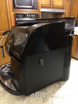 Saeco Magic De Luxe, Coffee, Cappuccino & Espresso Machine Black