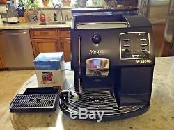 Saeco Magic De Luxe Redesign, Espresso, Coffee and Cappuccino machine