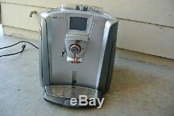 Saeco Primea Touch Plus Coffee Espresso Cappuccino Latte Maker Machine