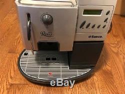 Saeco Royal Coffee Bar Super-automatic Espresso Machine