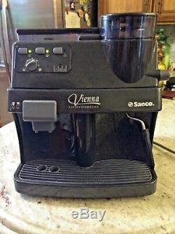 Saeco Vienna Deluxe, Espresso, Coffee & Cappuccino Machine