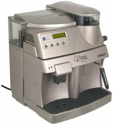 Saeco Vienna Digital Espresso, Coffee & Cappuccino Machine