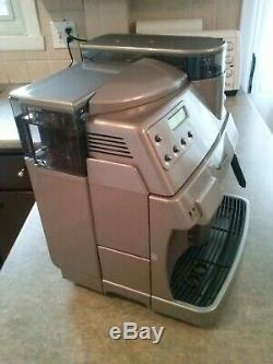 Saeco Vienna Digital Super Automatic Espresso Cappuccino Coffee Machine Refurb