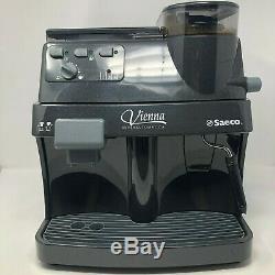 Saeco Vienna SuperAutomatica Espresso Cappuccino Coffee Maker Machine WORKS