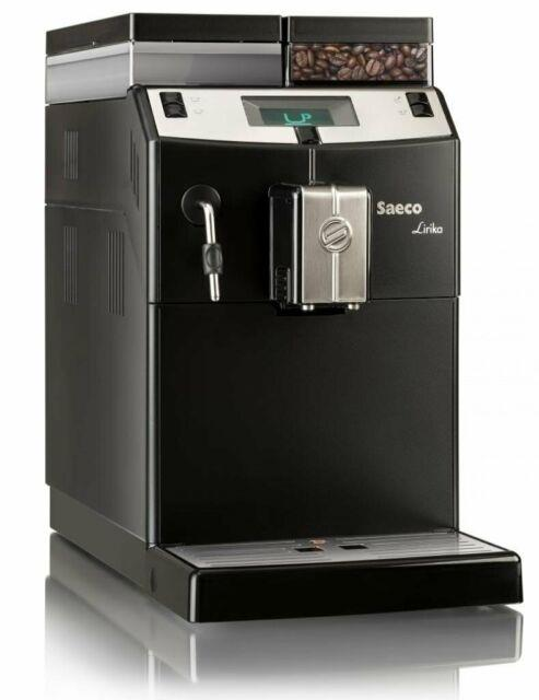 Saeco Coffee Machine Lirika Coffee Black, Free Shipping Worldwide