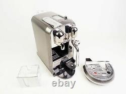 Sage Creatista Plus Coffee Machine Nespresso SNE800SHY Smoked Hickory