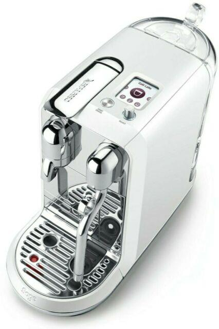 Sage Nespresso Creatista Plus Coffee Machine Sea Salt