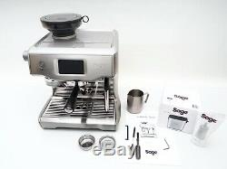 Sage SES990BSS The Oracle Touch Bean to Cup Coffee Machine 2400 Watt