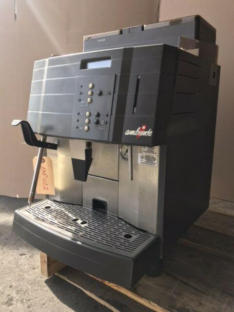 Schaerer Ambiente Espresso, Coffee & Cappuccino Machine