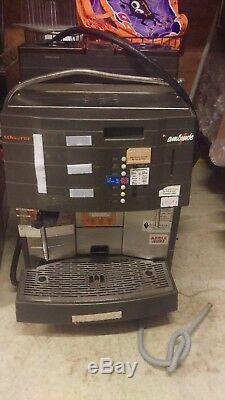 Schaerer Ambiente Espresso Coffee/Cappuccino Machine, PSU