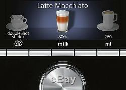 Siemens Eq9 S300 TI 913539 DE / Automatic Coffee Machine, NEW