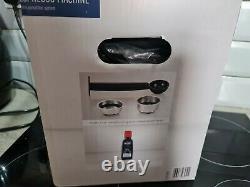 Silvercrest 1100w Espresso Coffee Machine With Portafilter System & Steam Nozzle
