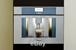 Thermador 24 Fully Auto Built-in SS Coffee Machine LCD Color Screen TCM24RS