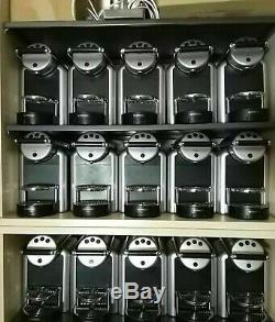 Twelve Nespresso Zenius ZN100 9737 Coffee Machines central London bargain