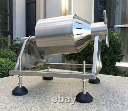 Update Manual Stainless Steel Coffee Beans Roaster Machine Home Kitchen Tool