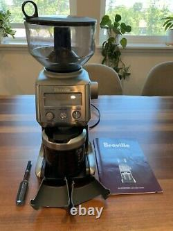 Used Breville Smart Coffee Grinder Pro Stainless Steel