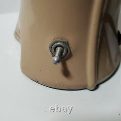 Vintage KITCHENAID Hobart COFFEE GRINDER Mill A 9 with Measuring Glass TESTED