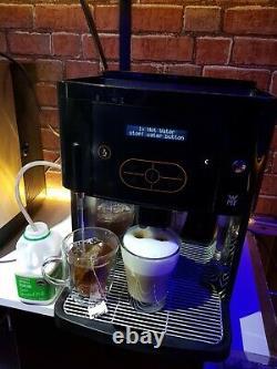 WMF 800 Bean to cup coffee machine Cappuccino